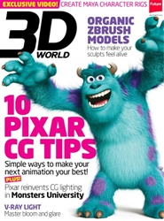 Tidningen 3d World 13 nummer