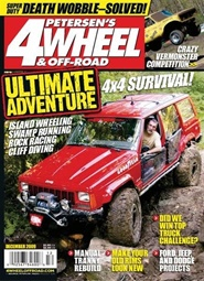 Tidningen 4 Wheel & Off Road 12 nummer