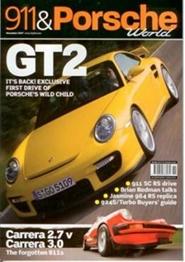 Tidningen A 911 & Porsche World 12 nummer