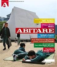 Tidningen Abitare 10 nummer