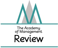 Tidningen Academy Of Management Review (corporate) 4 nummer