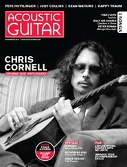 Tidningen Acoustic Guitar 12 nummer