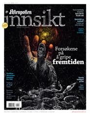 Tidningen Aftenposten Innsikt 11 nummer