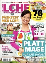 Tidningen Allt om LCHF 12 nummer