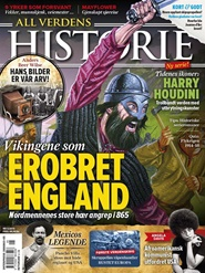 Tidningen All Verdens Historie 7 nummer