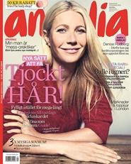 Tidningen Amelia 7 nummer
