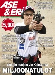 Tidningen Ase & erä 4 nummer