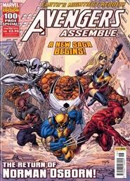Tidningen Avengers Assemble 13 nummer