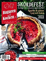 Tidningen Bagaren & Kocken 3 nummer