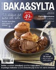 Tidningen Baka & Sylta 3 nummer