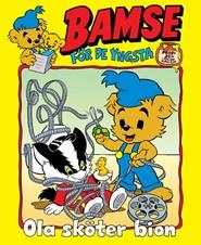 Tidningen Bamse för de yngsta 8 nummer