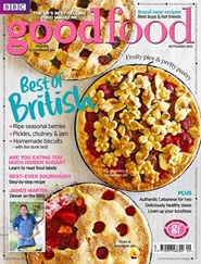 Tidningen BBC Good Food 12 nummer