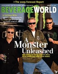 Tidningen Beverage World 6 nummer