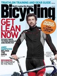 Tidningen Bicycling 11 nummer