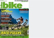 Tidningen Bike (das Mountain Bike Magazin) 12 nummer