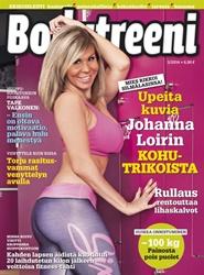 Tidningen Bodytreeni 8 nummer