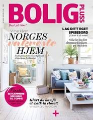 Tidningen Bolig Pluss 5 nummer