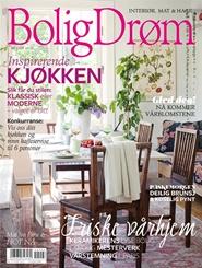 Tidningen BoligDrøm 10 nummer