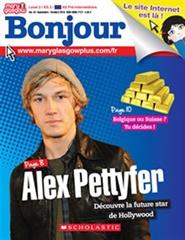 Tidningen Bonjour (sept-may) 6 nummer
