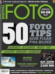 Tidningen Bonnier Digital FOTO 6 nummer