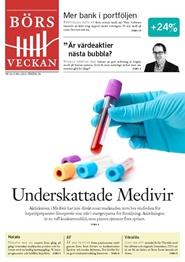 Tidningen Börsveckan 10 nummer