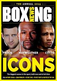 Tidningen Boxing News 51 nummer