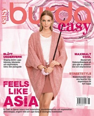 Tidningen Burda Easy Fashion 3 nummer