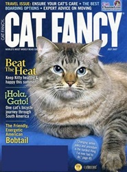Tidningen Cat Fancy Magazine 12 nummer