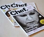 Tidningen Chef 33 nummer