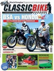 Tidningen Classic Bike 2 nummer