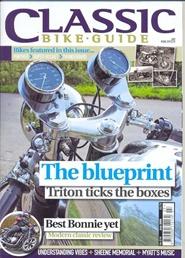 Tidningen Classic Bike Guide 12 nummer