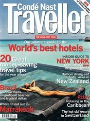Tidningen Traveller (UK Edition) 12 nummer