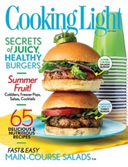 Tidningen Cooking Light 11 nummer