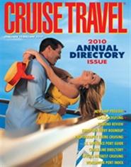 Tidningen Cruise Travel 6 nummer