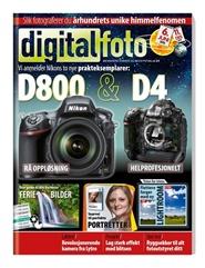 Tidningen Digital Foto 8 nummer