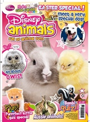 Tidningen Disney Animals 13 nummer