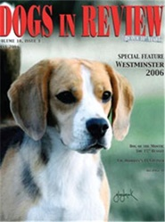 Tidningen Dogs In Review 12 nummer