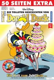 Tidningen Donald Duck Sonderheft 12 nummer