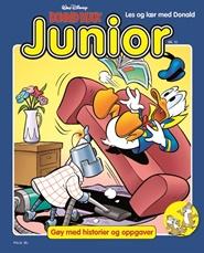 Tidningen Donald Duck Junior 3 nummer