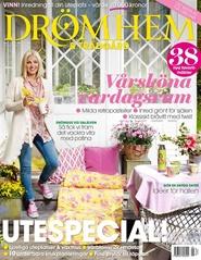 Tidningen Drömhem & Trädgård 14 nummer