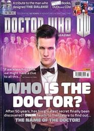 Tidningen Dr Who Magazine 13 nummer