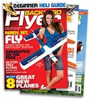 Tidningen Electric Flight 6 nummer