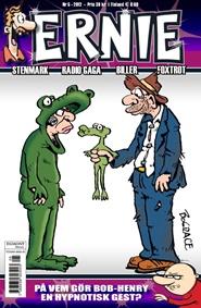 Tidningen Ernie 4 nummer