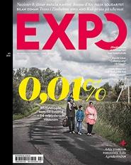 Tidningen Expo 4 nummer