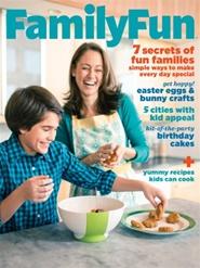 Tidningen Family Fun 10 nummer