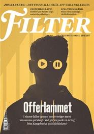 Tidningen Filter 6 nummer
