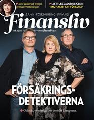 Tidningen Finansliv 5 nummer