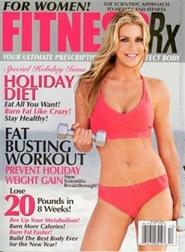 Tidningen Fitnessrx 6 nummer