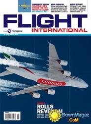 Tidningen Flight International 49 nummer