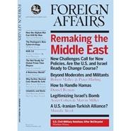 Tidningen Foreign Affairs 6 nummer